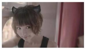 TV-CM「おしゃれ猫」篇より