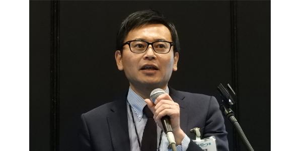 日本郵便の上田貴之氏