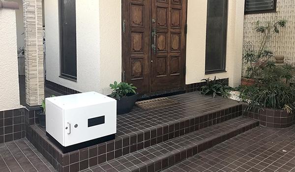 九電が宅配ボックスの実証実験