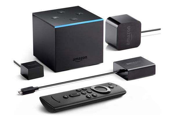 Amazon fire TV CUVE